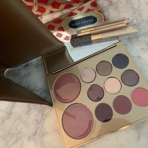 Estée Lauder Palette - Full Face Palette and Brush